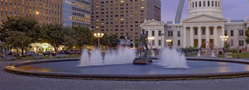 St. Louis Vacation Guide