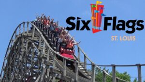 Six Flags Amusement Park – Eureka (St. Louis), Missouri