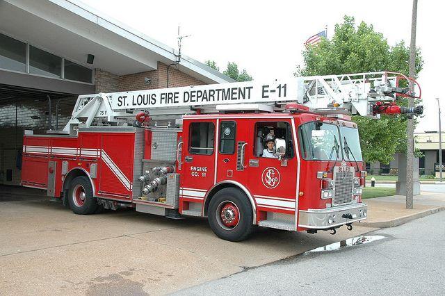 St. Louis Fire Department Museum